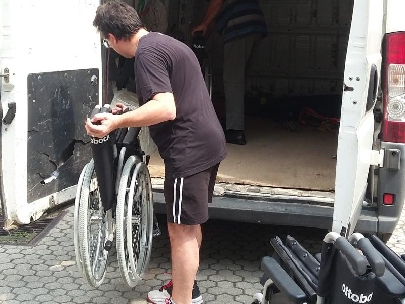 Sedie A Rotelle Torino : Sedie a rotelle da torino gruppo missionario merano progetti