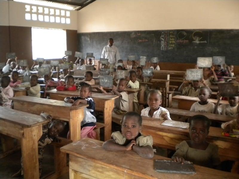 Completata la scuola di tabligbo gruppo missionario for Lista punch per la costruzione di nuove abitazioni