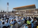 The Pope in Benin
